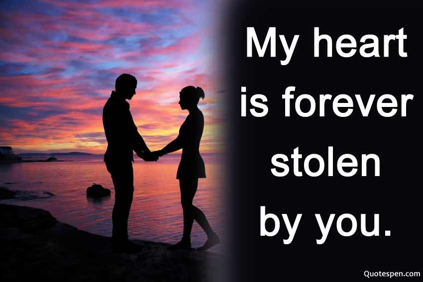 my-heart-is-forever-love-quote