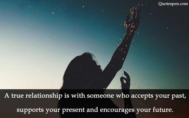 a-true-relationship