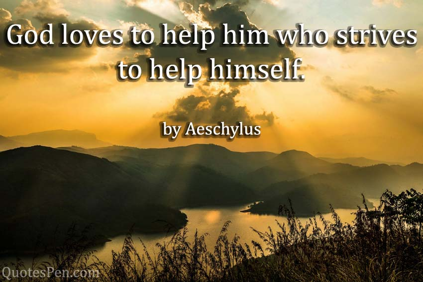 god-loves-to-help-quote