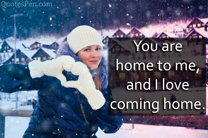 i-love-coming-home