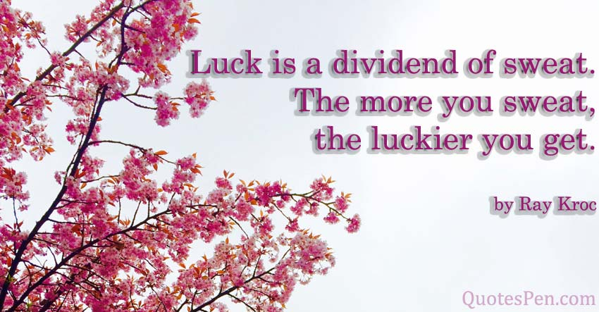 luck-is-a-dividend