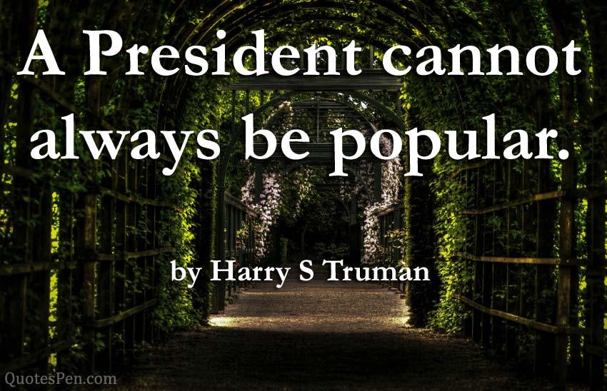 president-popular
