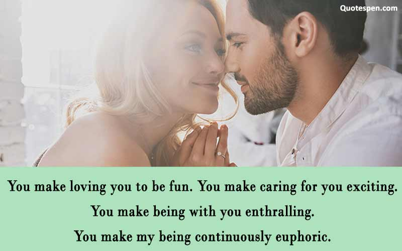 quote on love for wife in english