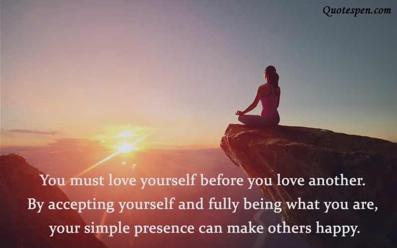 you-must-love-yourself