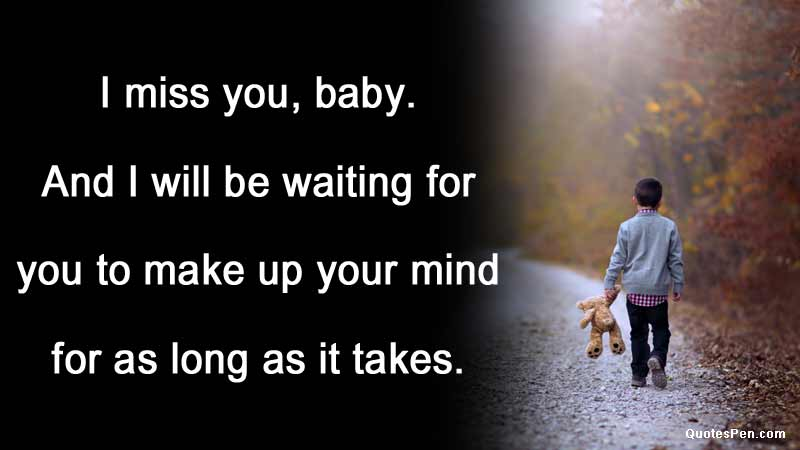 Miss You so Much Quotes for Her