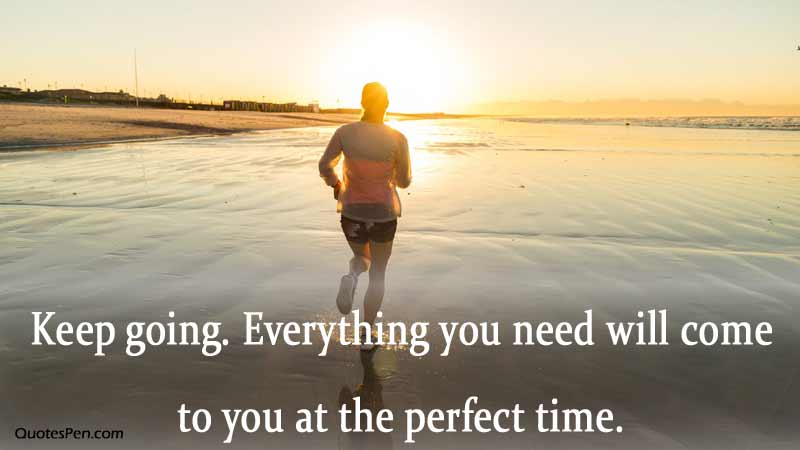 keep going-good-morning-quote