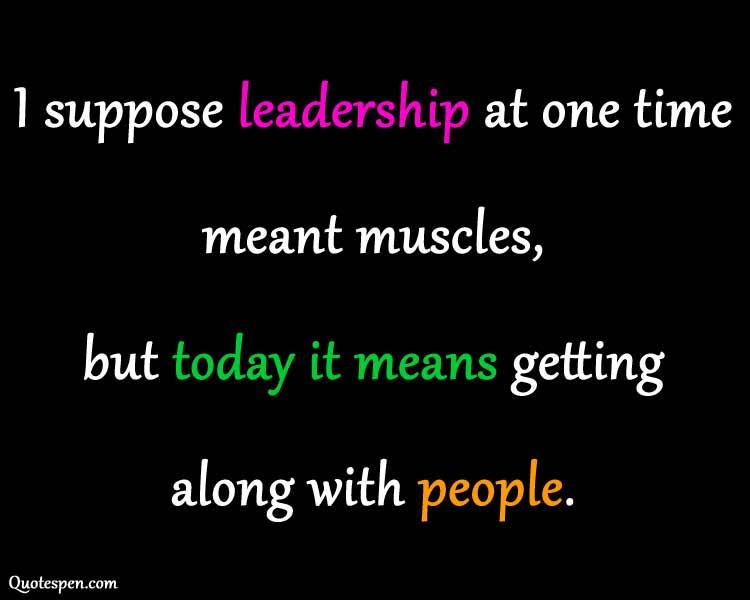 I-suppose-leadership