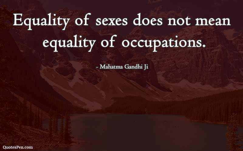 equality-quote
