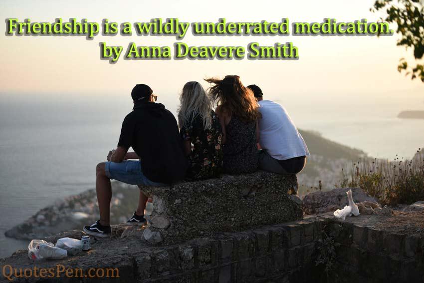 friendship-medication