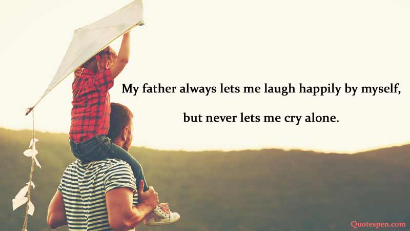 my-father-always-quotes from daughter
