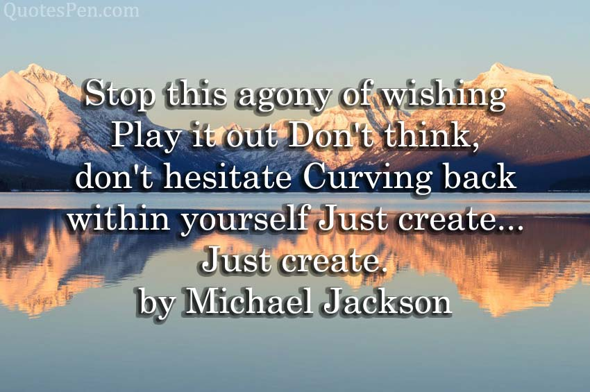 stop-agony-wishing-quote