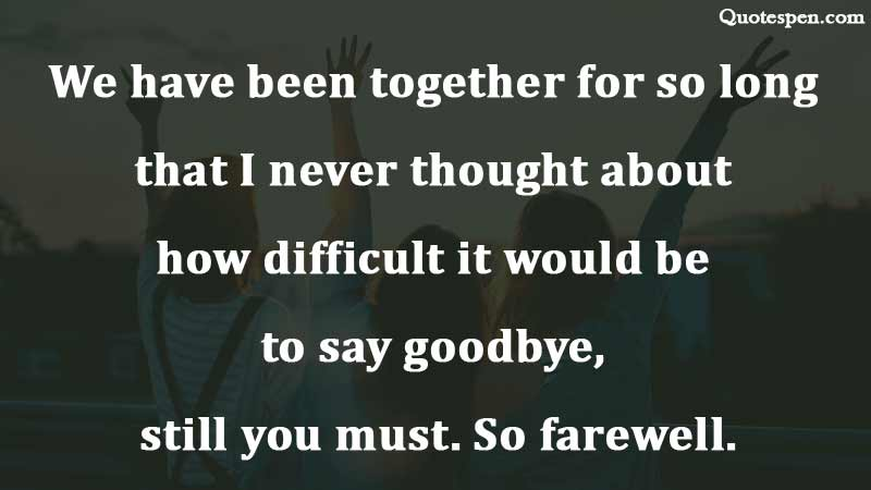farewell-goodbye-quotes