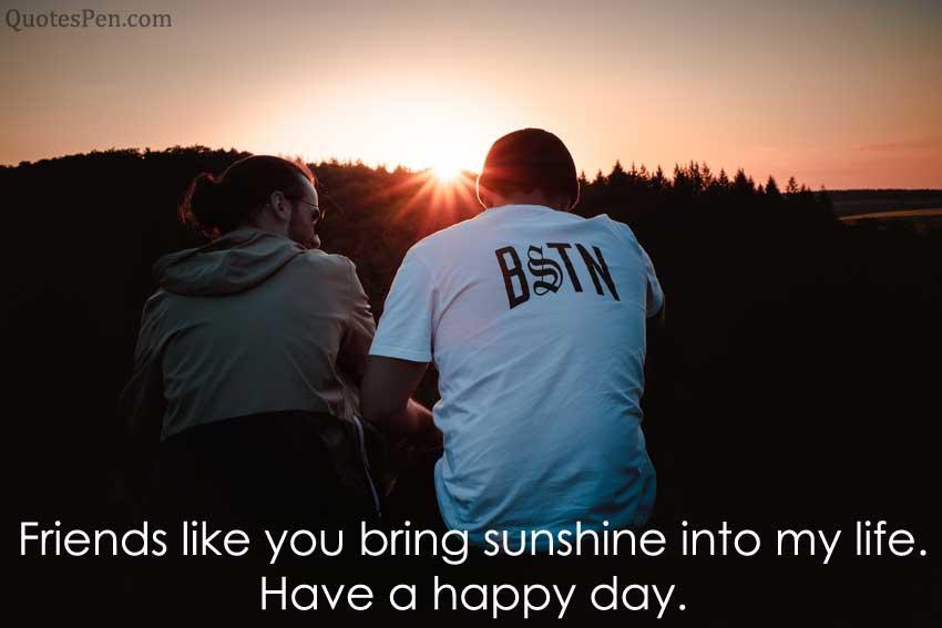 friends-like-sunshine-quote
