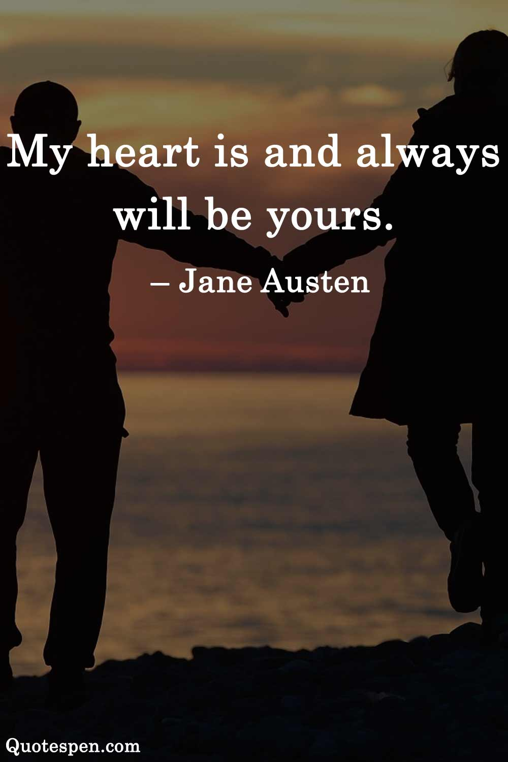 love quote for him from heart