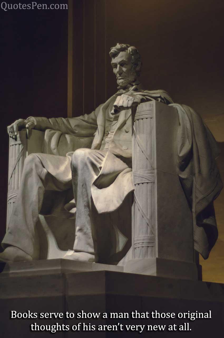 books-serve-Abraham Lincoln Quotes