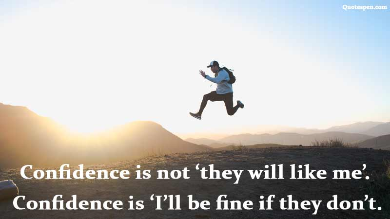 confidence-is
