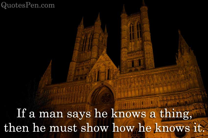 if-man-says-knows