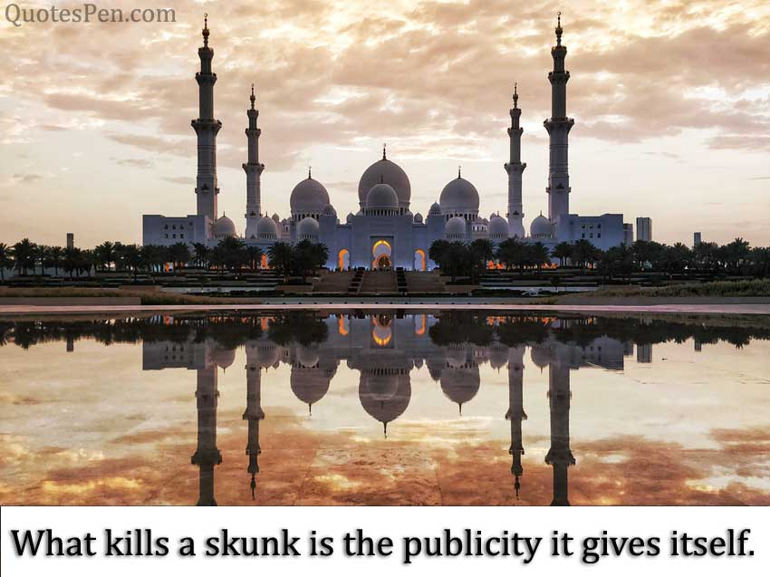 what-kills-skunk-quote