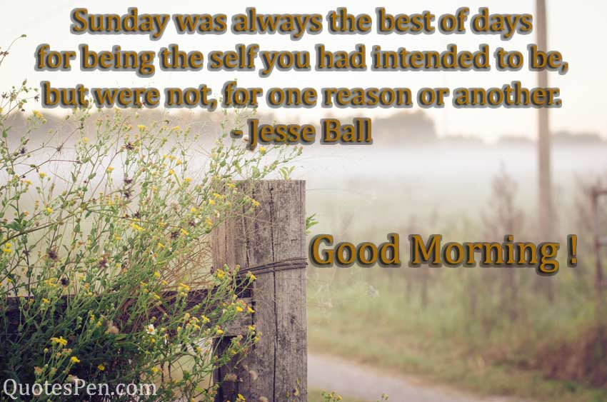 morning-sunday-quote