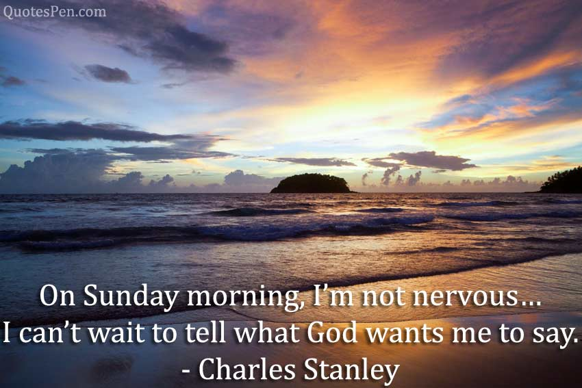 on-sunday-morning-quote