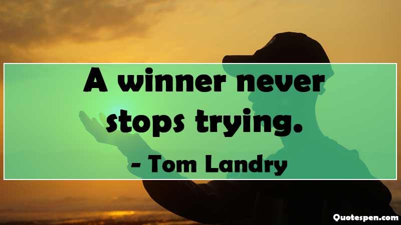 tom-landry-winning-attitude-sayings