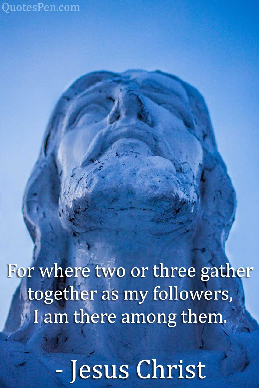 two-or-three-together-quote
