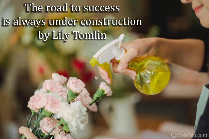road-to-success-quotes