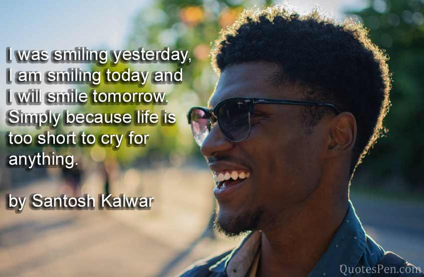 smiling-yesterday-quotes