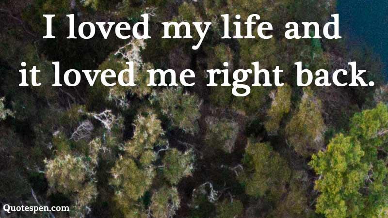 i-love-my-life