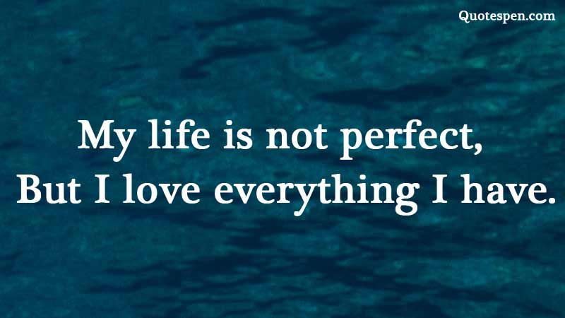 my-life-is-not-perfect