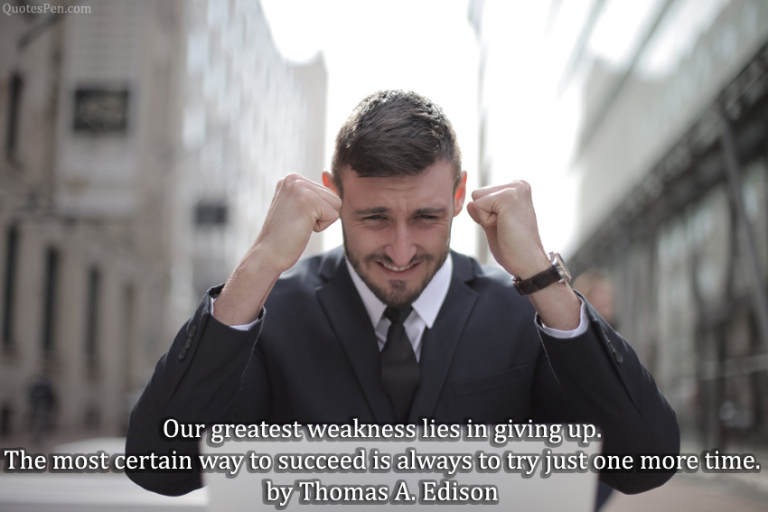 our-greatest-weakness-quote