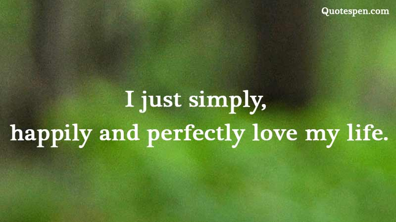 perfectly-love-my-life