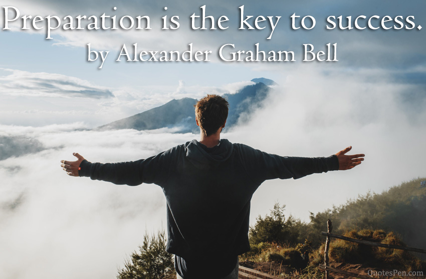 preparation-is-the-key-to-success