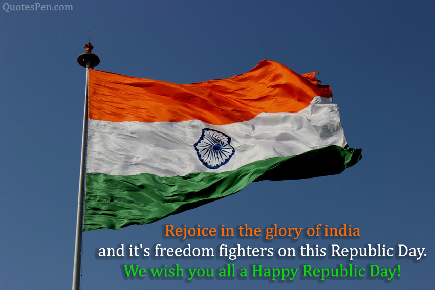Happy Republic Day Quote