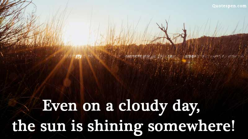 sun-is-shining-quote