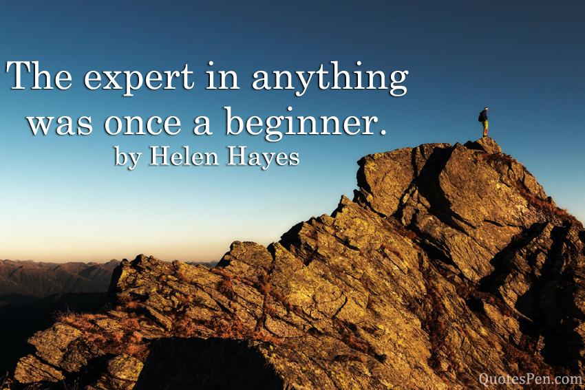 the-expert-was-beginner