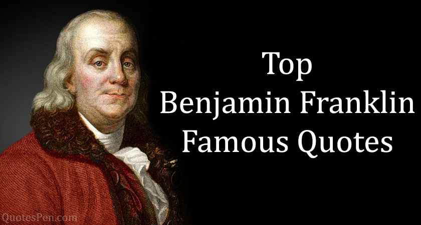 benjamin-franklin-quotes