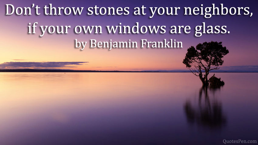 best-benjamin-franklin-quote