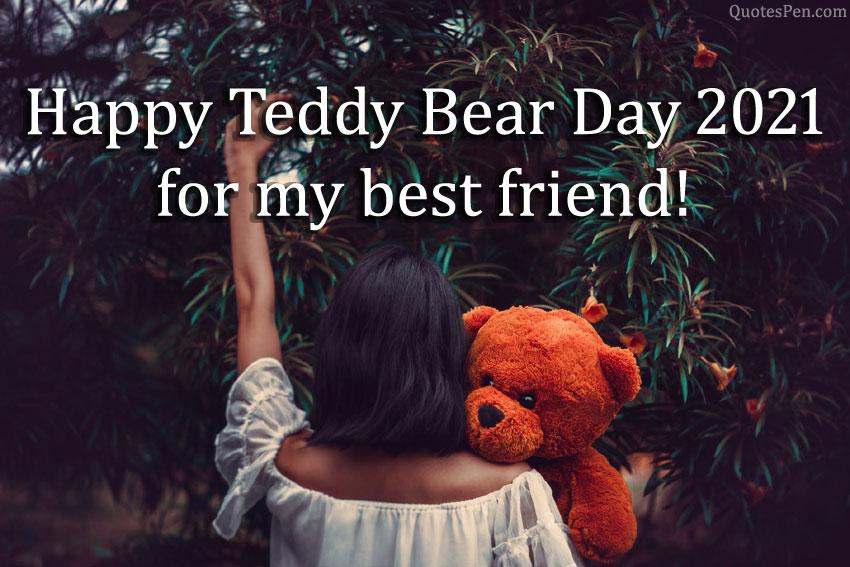 happy-teddy-bear-day-for-friend