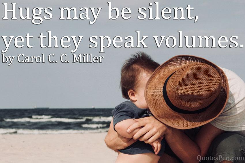 hugs-may-be-silent