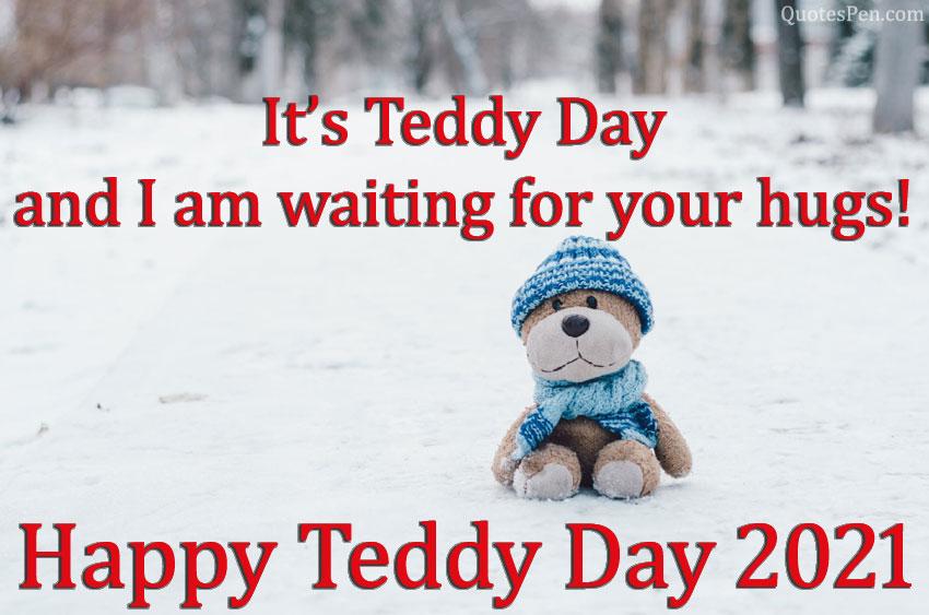 its-teddy-day-2021