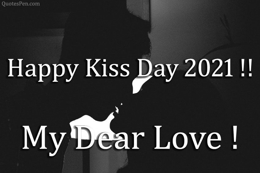 my-dear-love-kiss-day