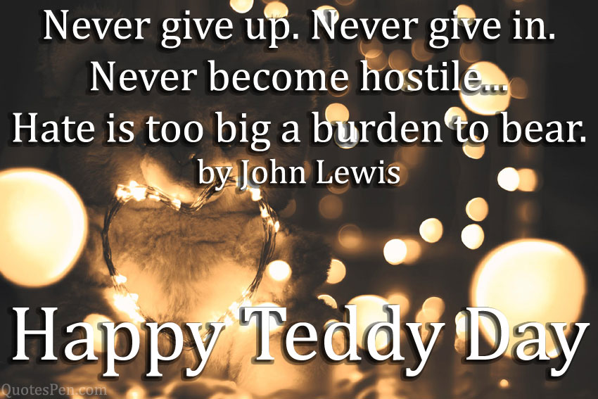 never-give-up-quote-on-teddy-day