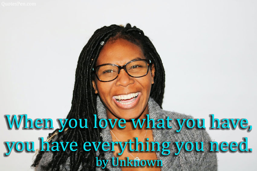 happiness in yourself quotes