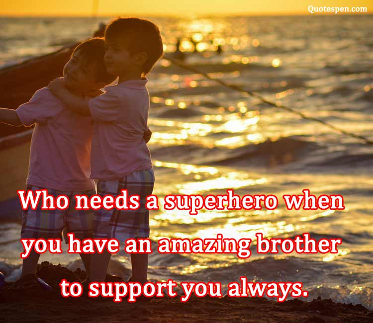best-brother-quote