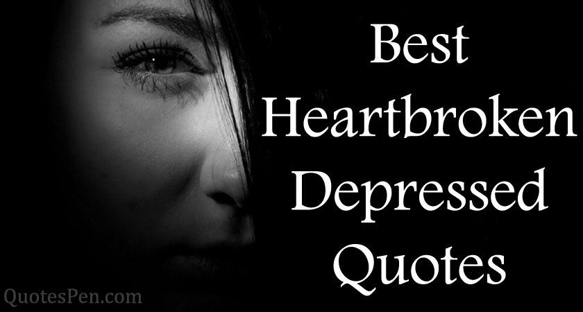 best-heartbroken-depressed