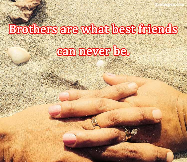 brothers-are-best-friend
