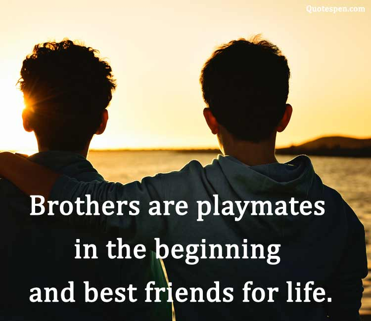 brothers-are-best-friends