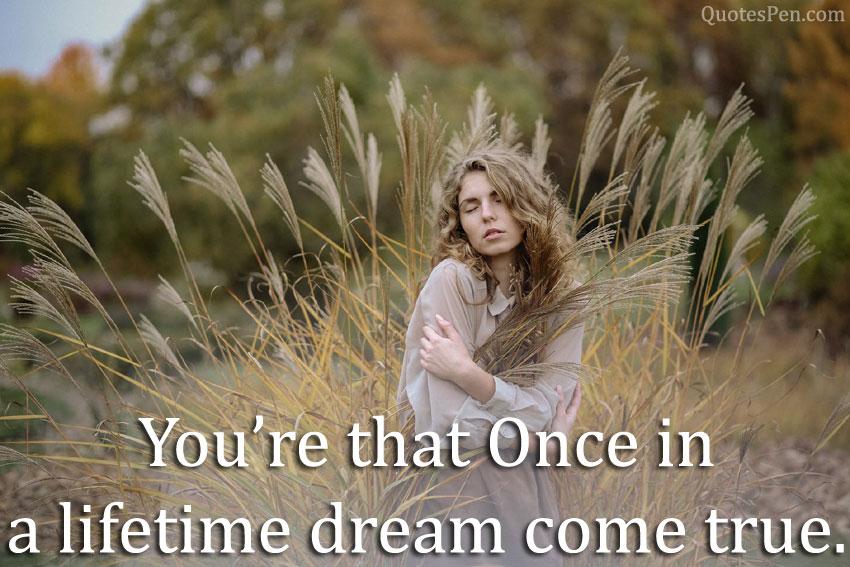dream-come-true-quote