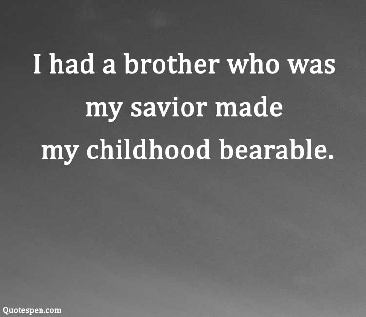 i-had-a-brother